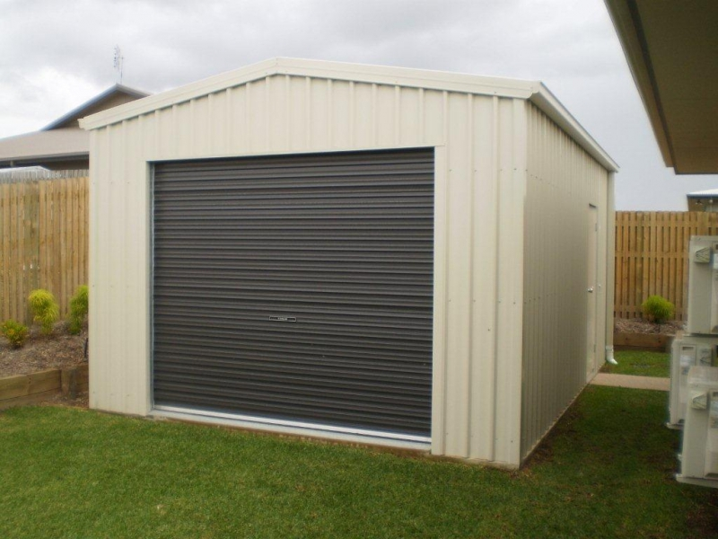 Shedquarters Supply And Erect Kit Sheds In Townsville